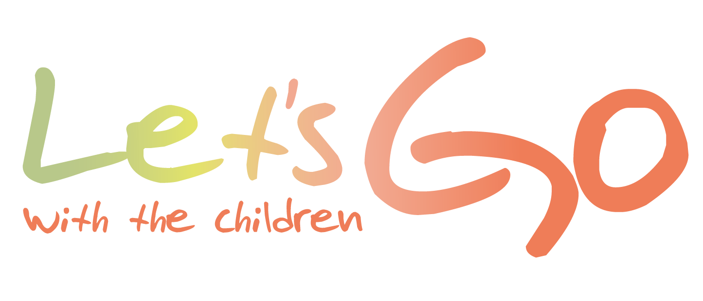 Lets Go With The Children Logo