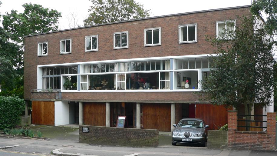 erno goldfinger's house
