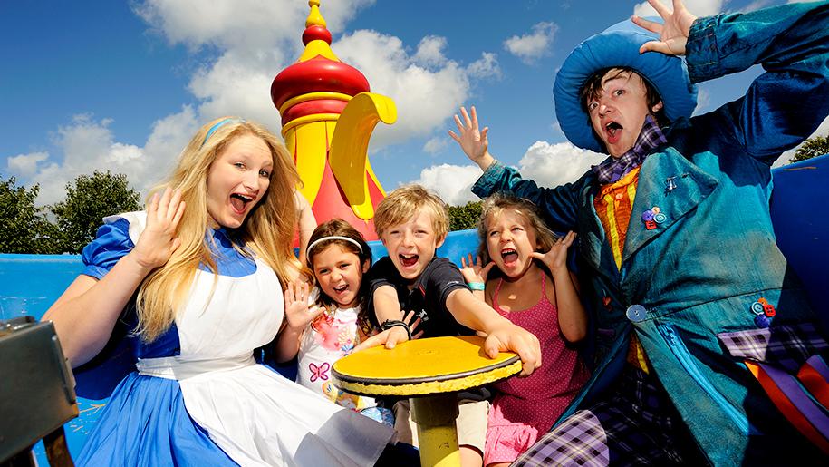 Adventure Wonderland teacups alice in wonderland