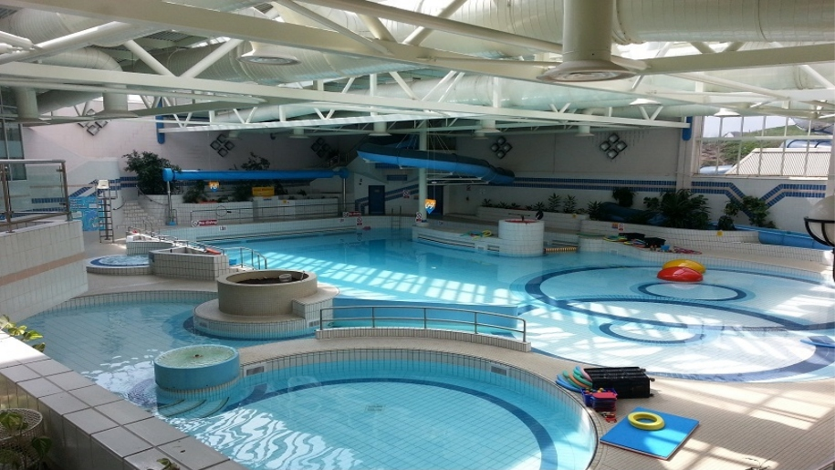 leisure centre pool