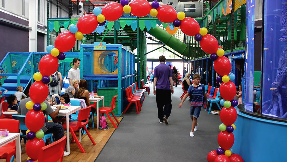 Bermuda Adventure Soft Play World Places To Go Lets Go
