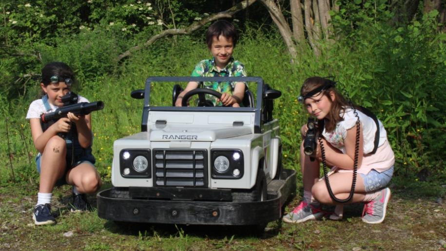 children truck