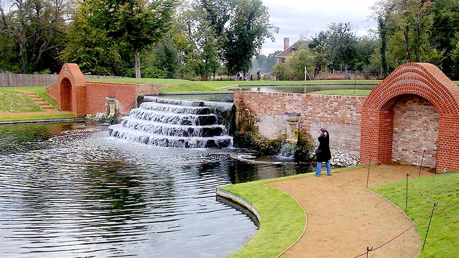 upper lodge water gardens