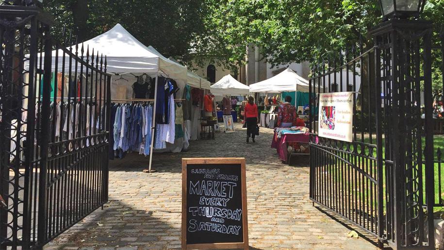 gates into market
