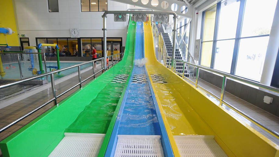 Places to go around west midlands lets go with the children for Swimming pools with slides north west