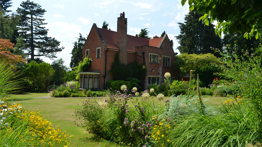 cheslyn house and gardens