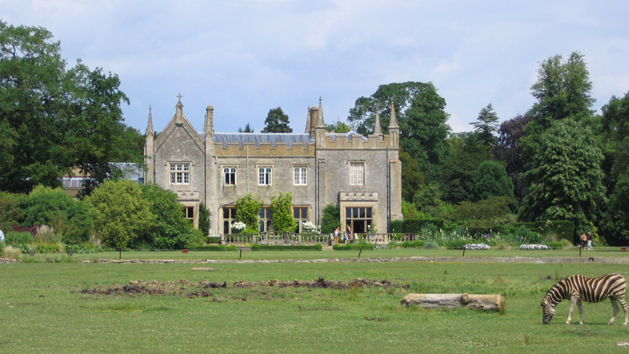old manor house