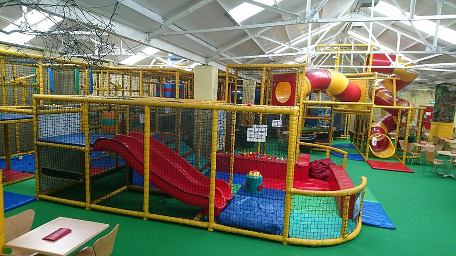 Crazy Tykes indoor play centre