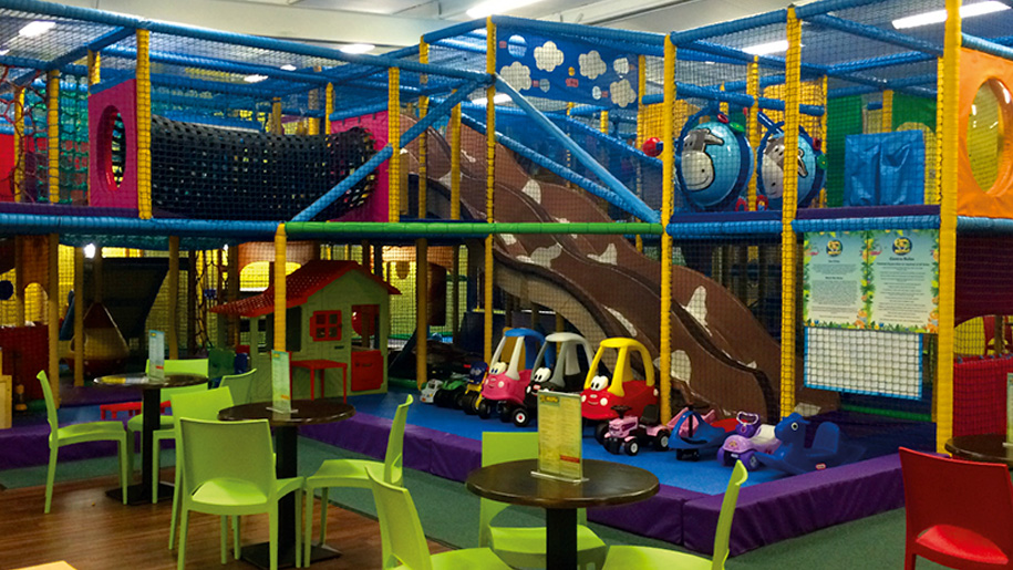 soft play area seating