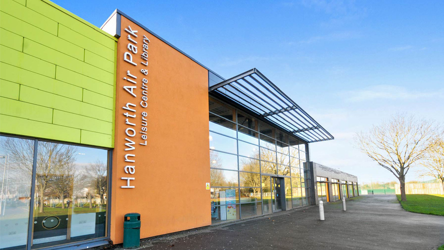 Hanworth Air Park Leisure Centre - Places to go | Lets Go With The Children