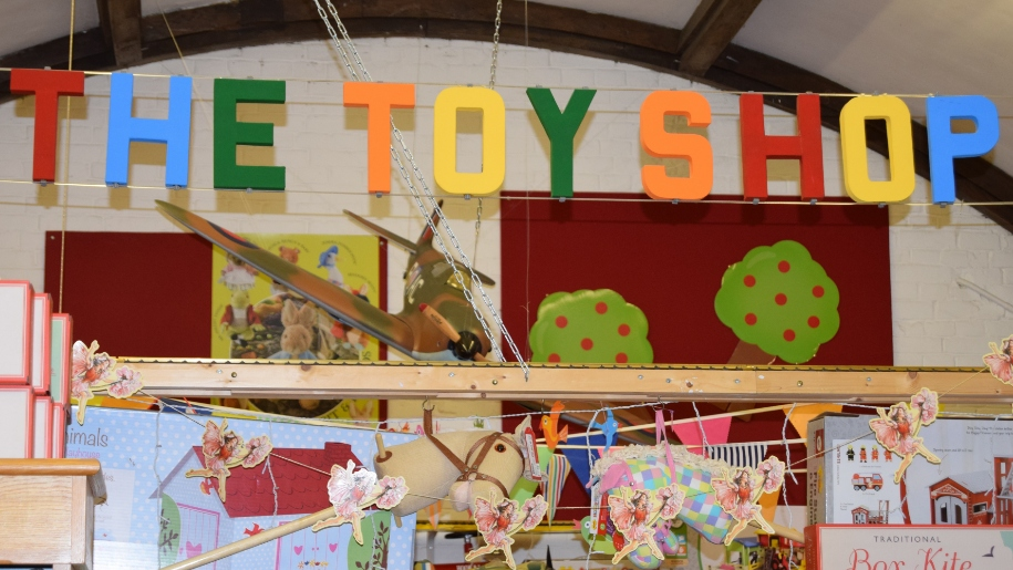 The Toy shop at Hatfield House