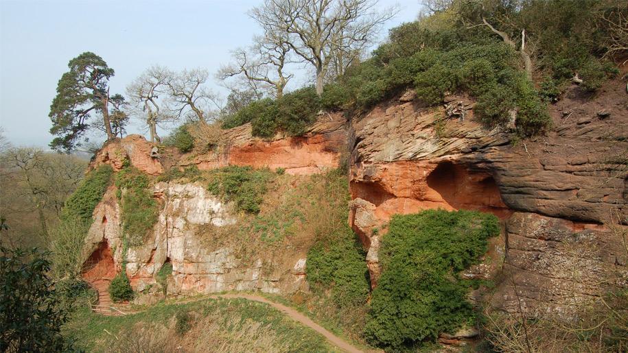 clay rocks