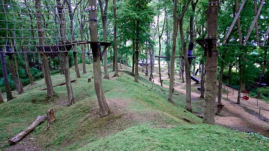 jungle parc outdoor activities