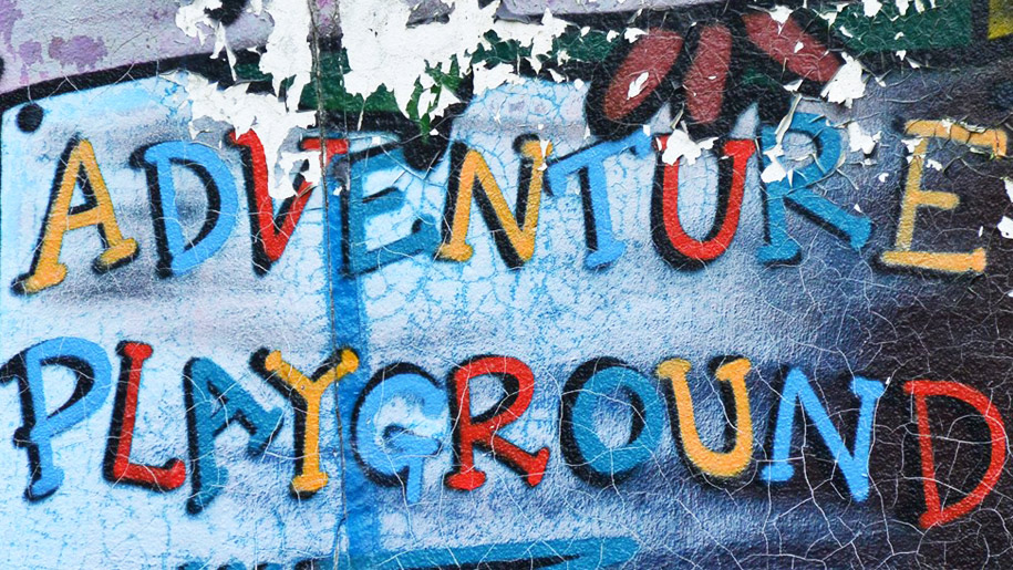 Image result for lady allen adventure playground