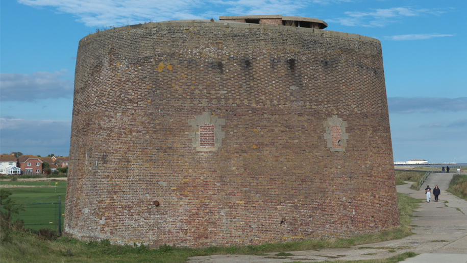 lewis martello tower