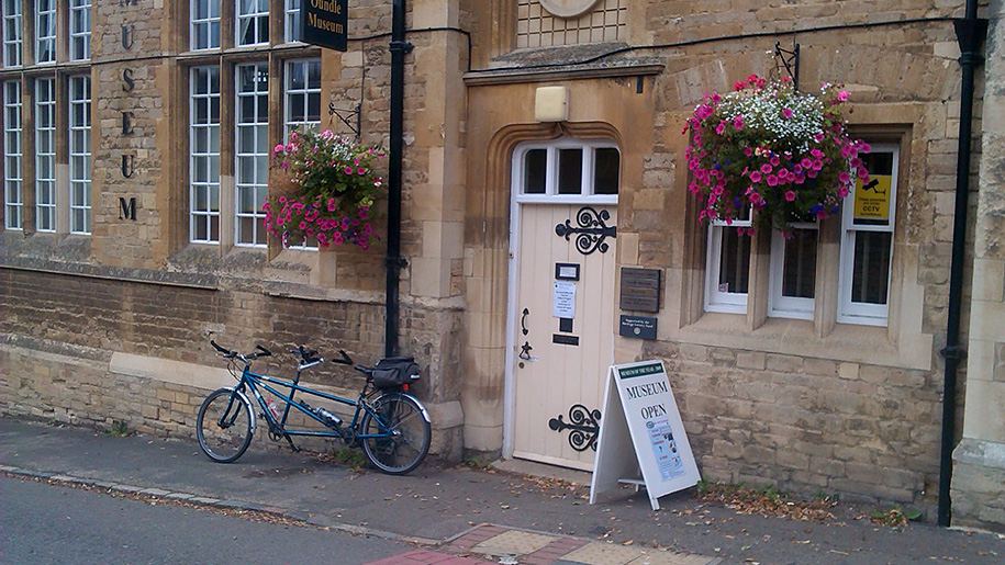 oundle museum