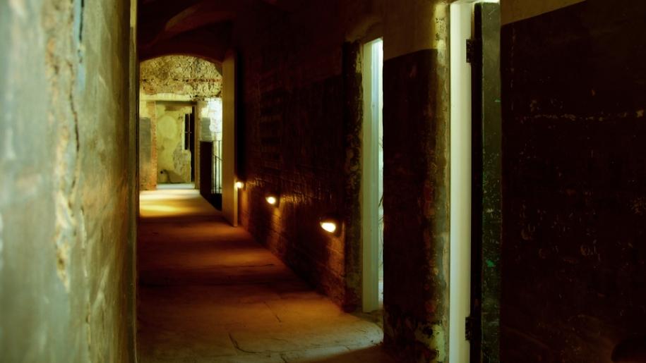 Cell corridor