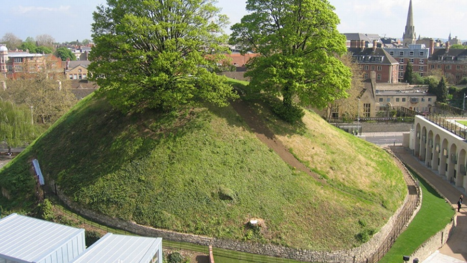 prison mound