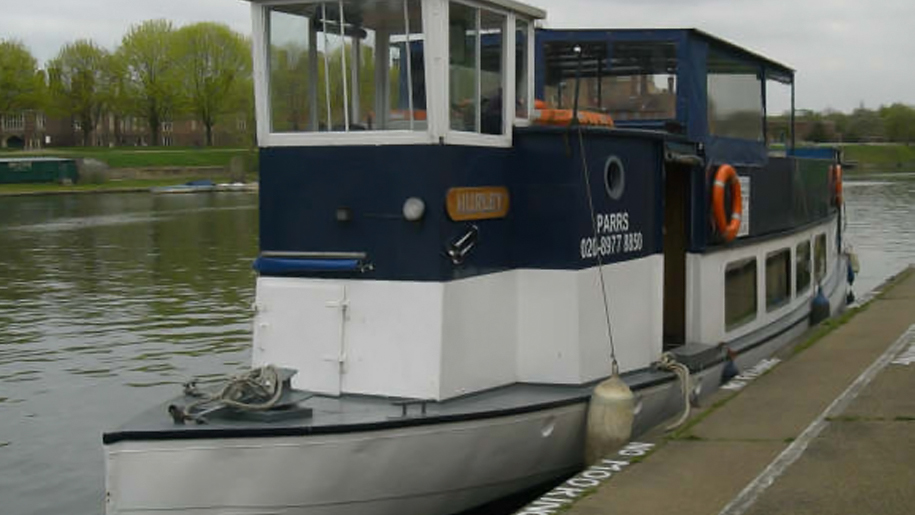 parr boat hire