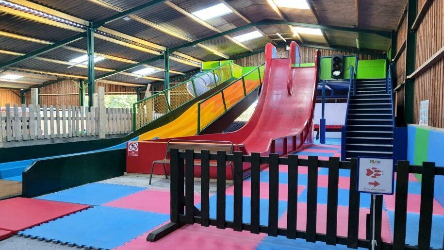 Lower-Drayton Barn Farm play