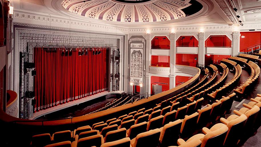 Regent Theatre Stoke On Trent Places To Go Lets Go