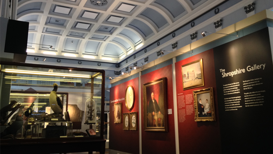 Shrewsbury Museum And Art Gallery Places To Go Lets Go