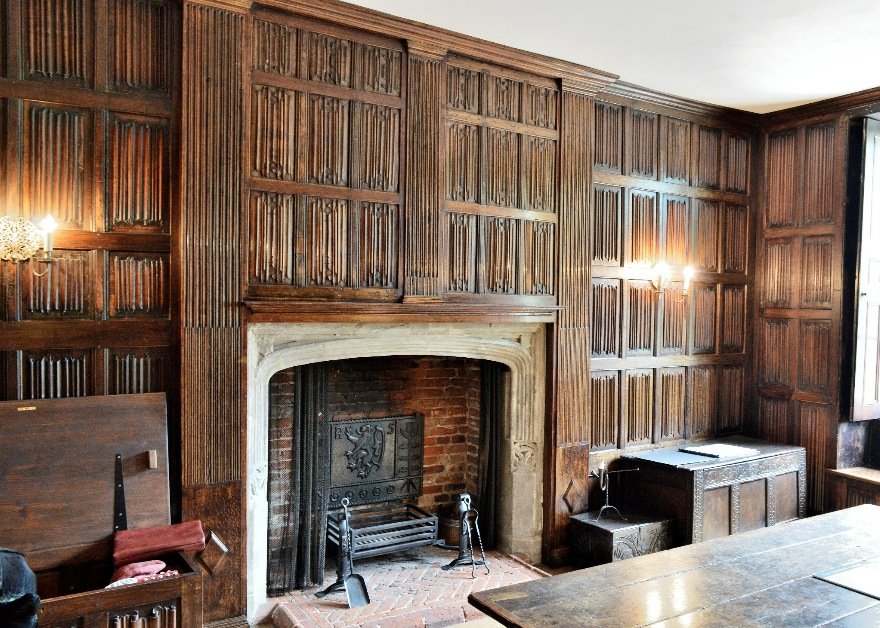 inside of Sutton House