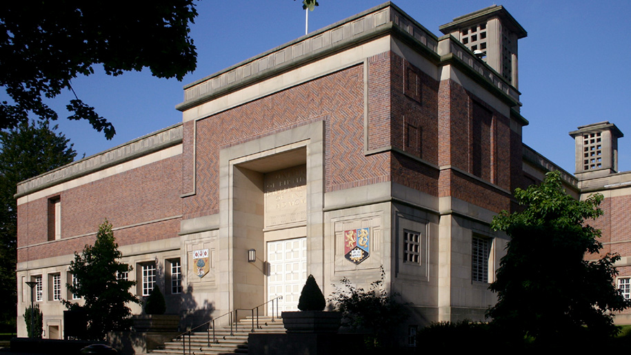 exterior of institute