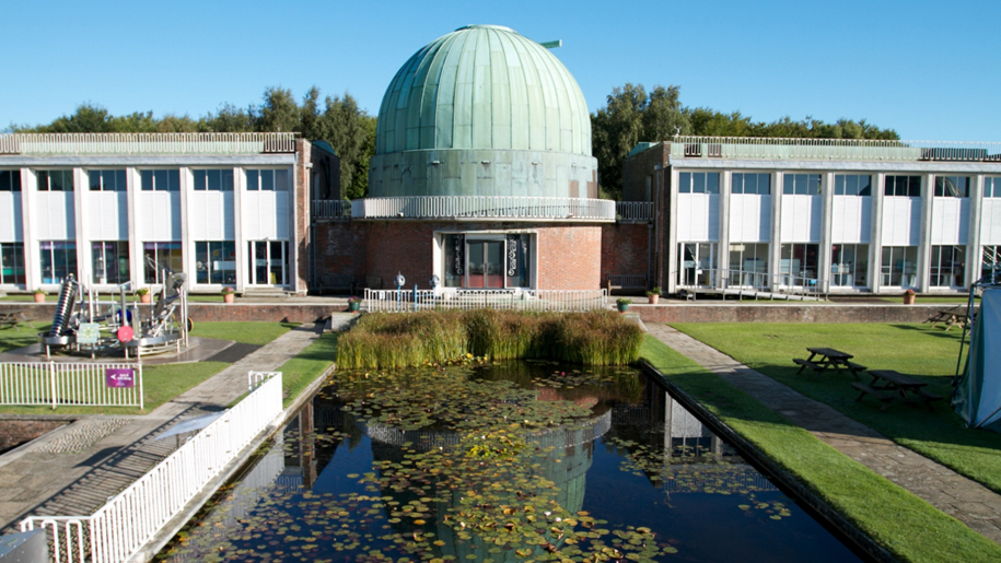 The Observatory Science Centre outdoors