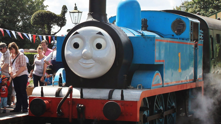 Mid Hants Railway Watercress Line Thomas the Tank Engine