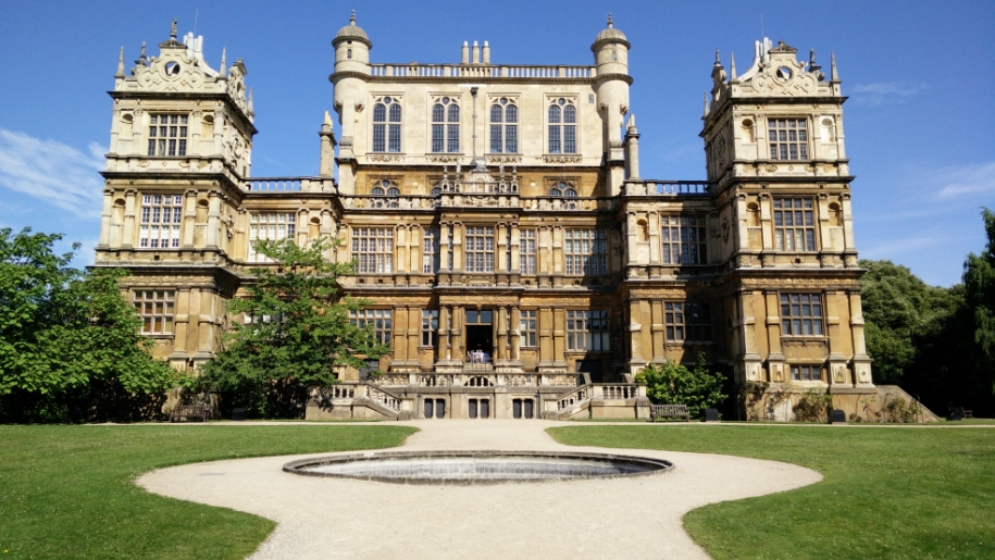 wollaton hall exterior