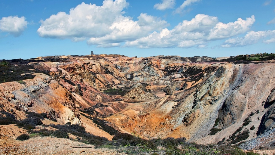 parys mountain copper