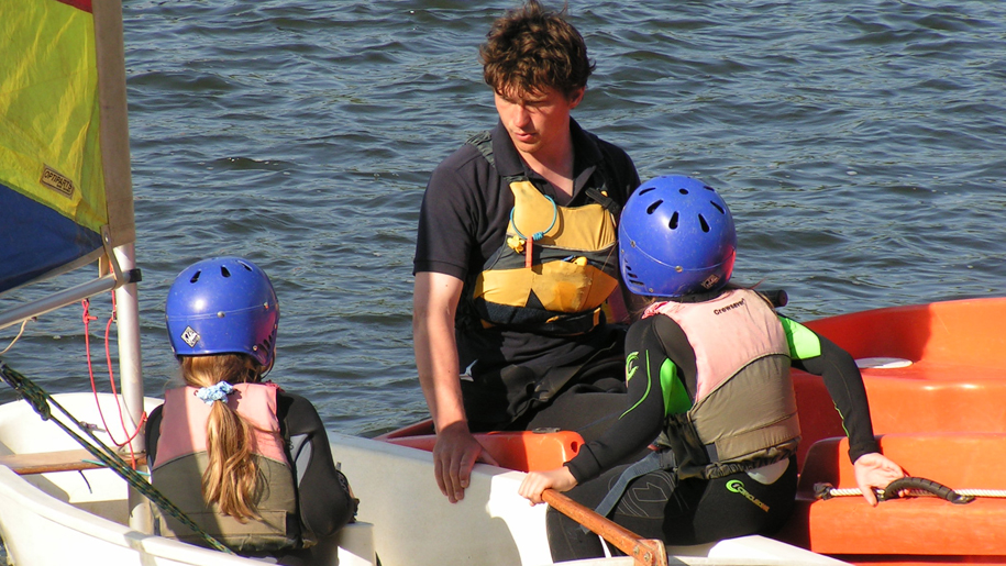 Ardingly Activity Centre boating