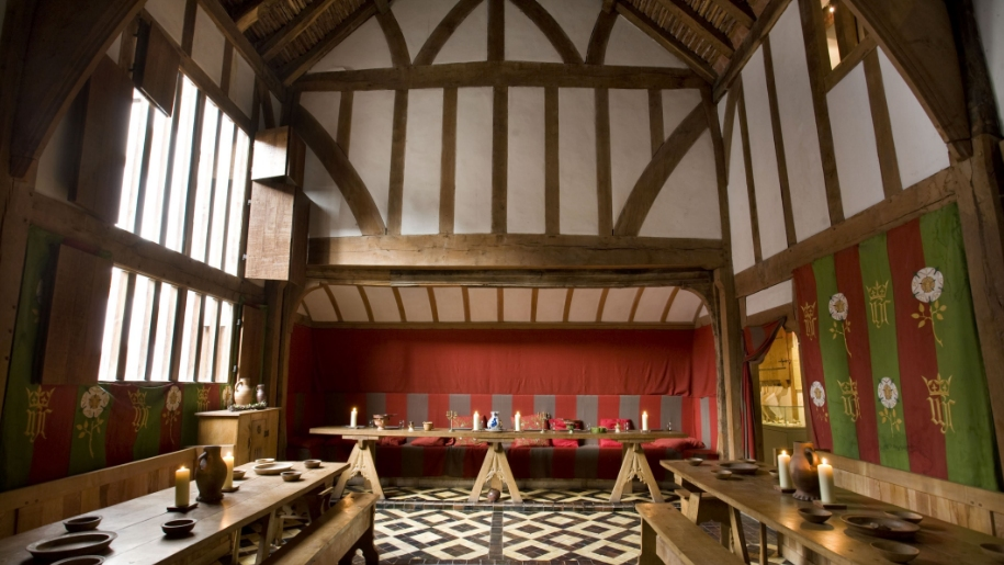 great hall barley hall