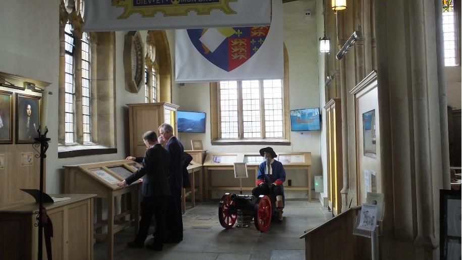 visitors centre exhibits