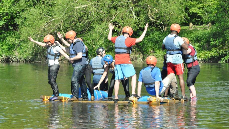 group on raft