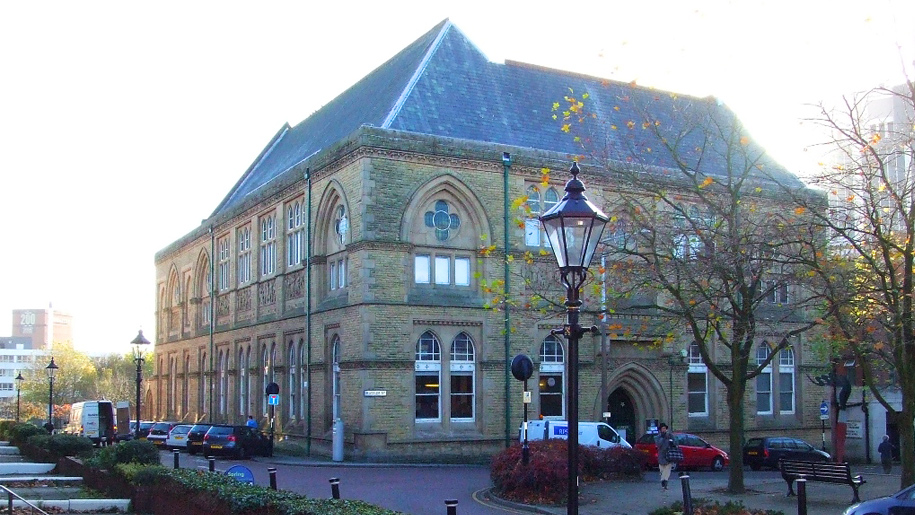 blackburn museum
