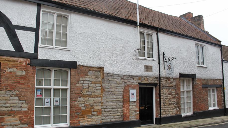blake museum house