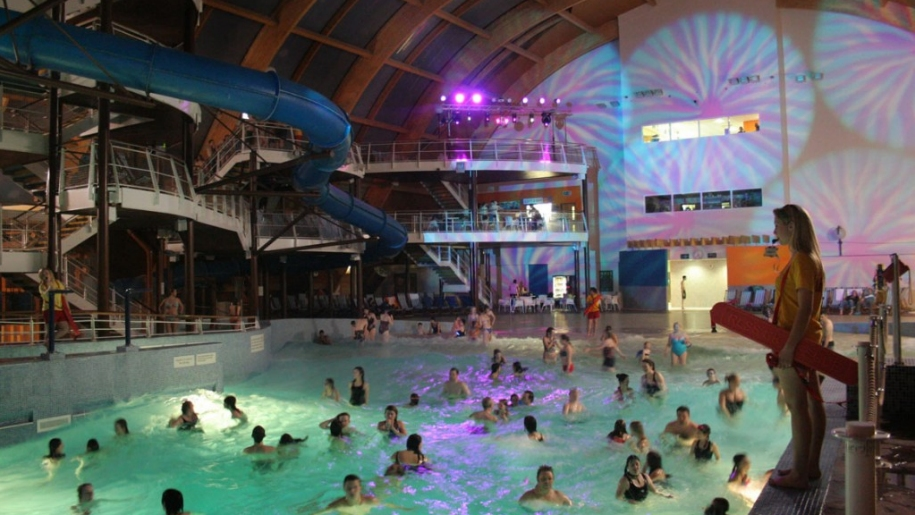 Blue Lagoon Waterpark Places To Go Lets Go With The
