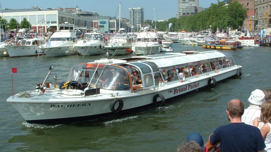 bristol ferry boat
