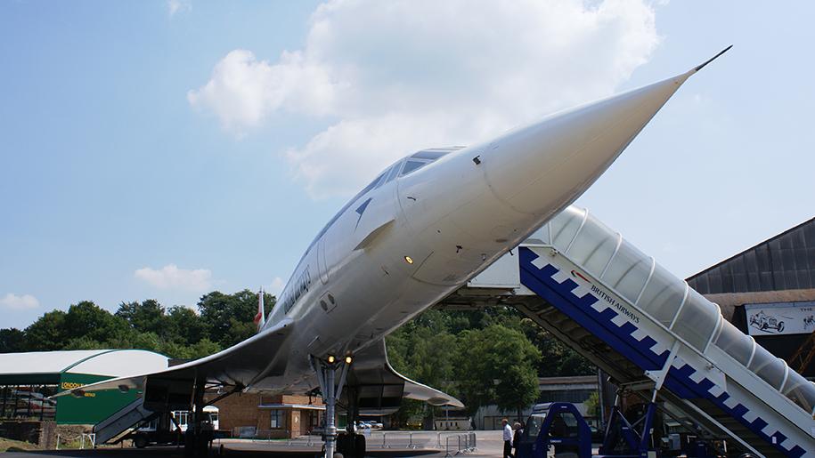 Brooklands Museum plane