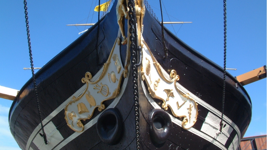 ship front
