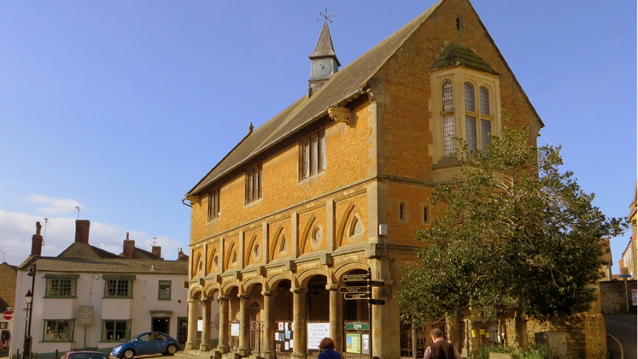 market house castle cary