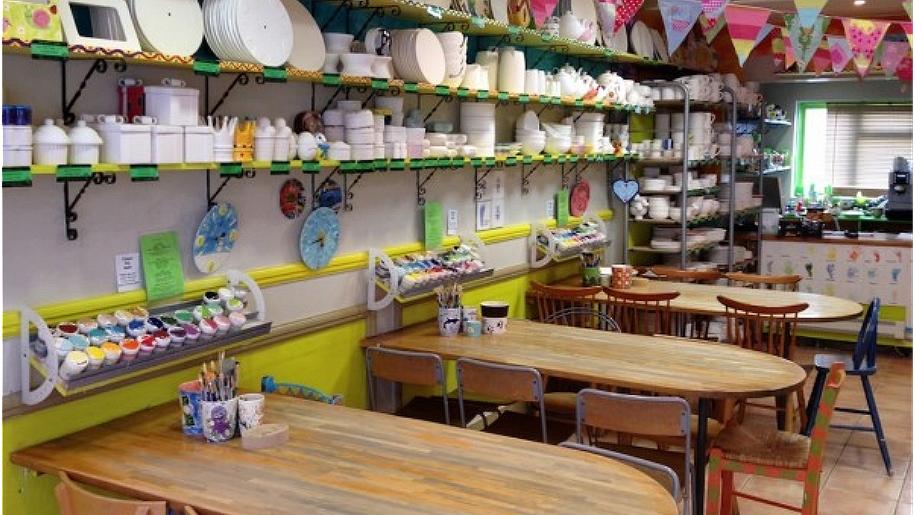 ceramics cafe