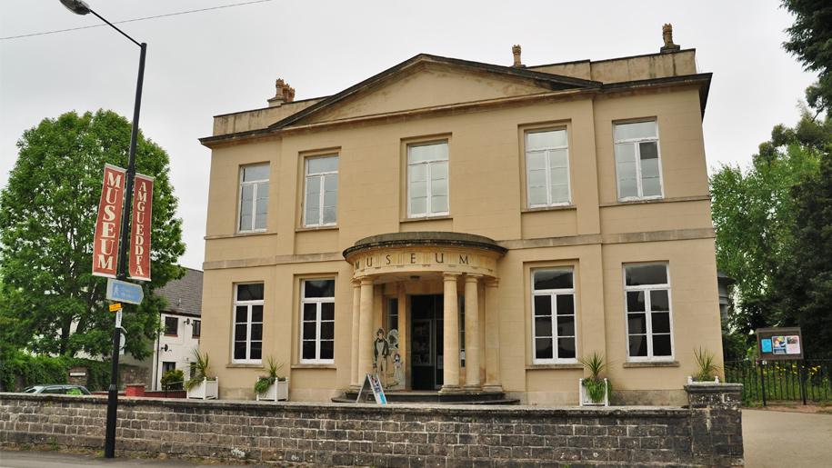 cheptstow museum