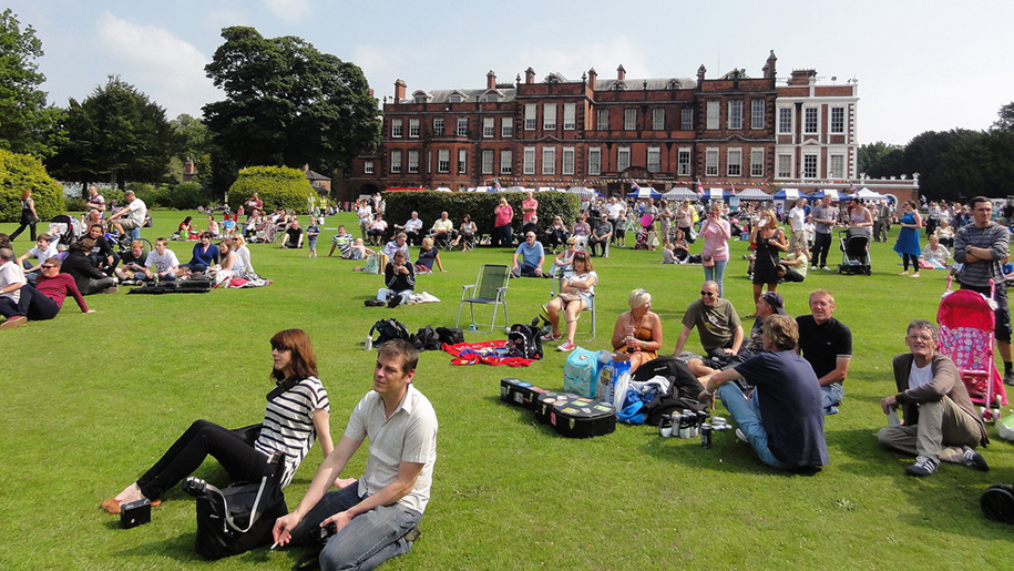 Croxteth Hall Amp Country Park Places To Go Lets Go With