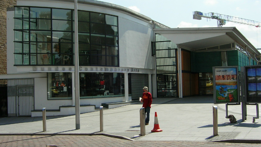 contemporary arts centre