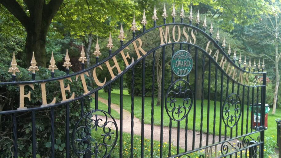 park gardens gate