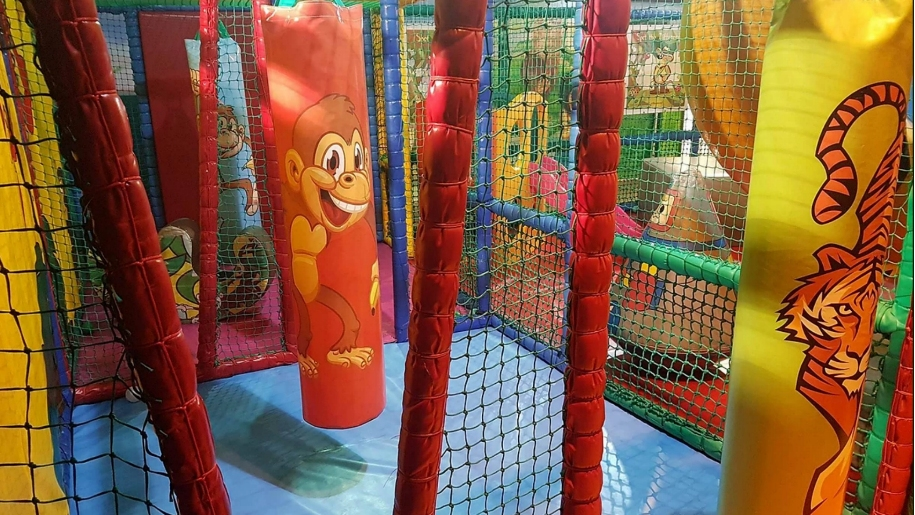soft play punch bags