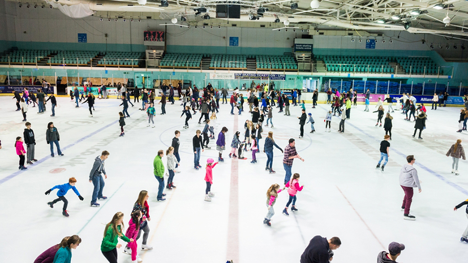 Guildford Spectrum ice rink